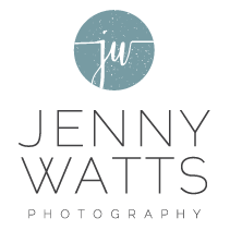 Jenny Watts Photography – Dallas High School Senior Photographer logo